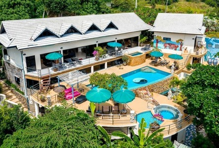 For Sale Hotel 11 rooms in Ko Samui, Surat Thani, Thailand