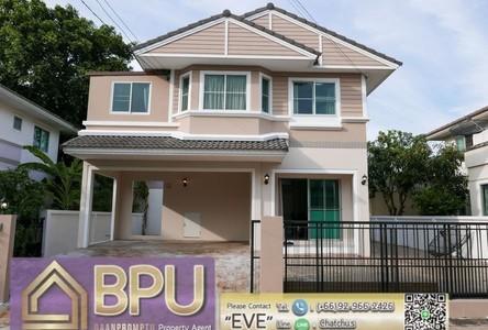 For Rent 3 Beds House in Bang Bo, Samut Prakan, Thailand
