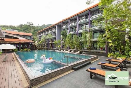 ขาย โรงแรม 80 ห้อง กะทู้ ภูเก็ต