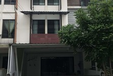 For Rent 3 Beds Townhouse in Lat Phrao, Bangkok, Thailand