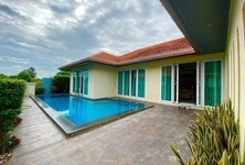 For Rent 4 Beds House in Bang Lamung, Chonburi, Thailand