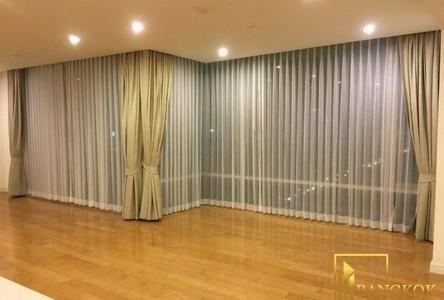 For Rent 4 Beds Condo Near MRT Sam Yan, Bangkok, Thailand