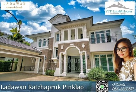 For Sale 4 Beds 一戸建て in Taling Chan, Bangkok, Thailand