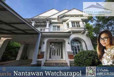 For Sale 4 Beds House in Bang Khen, Bangkok, Thailand