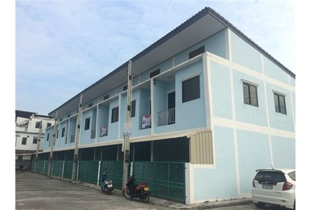 For Sale 2 Beds Townhouse in Ban Khai, Rayong, Thailand