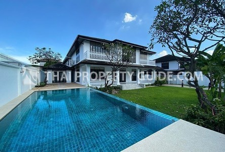 For Rent 5 Beds House in Watthana, Bangkok, Thailand