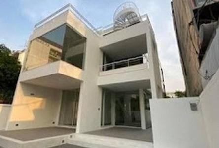 For Rent Office 550 sqm in Yan Nawa, Bangkok, Thailand