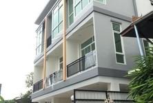 For Sale 3 Beds House in Huai Khwang, Bangkok, Thailand