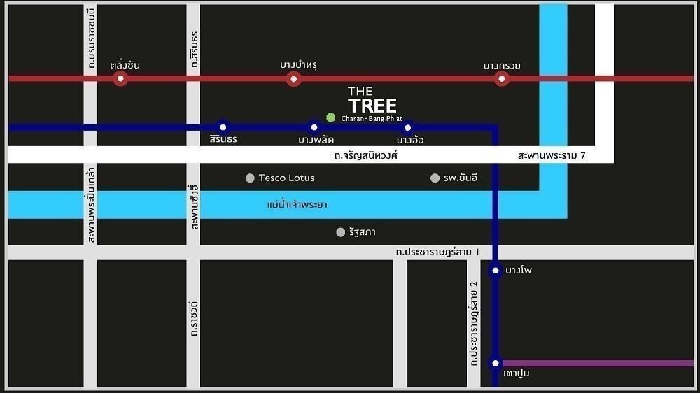 The Tree Charan Bang Phlat
