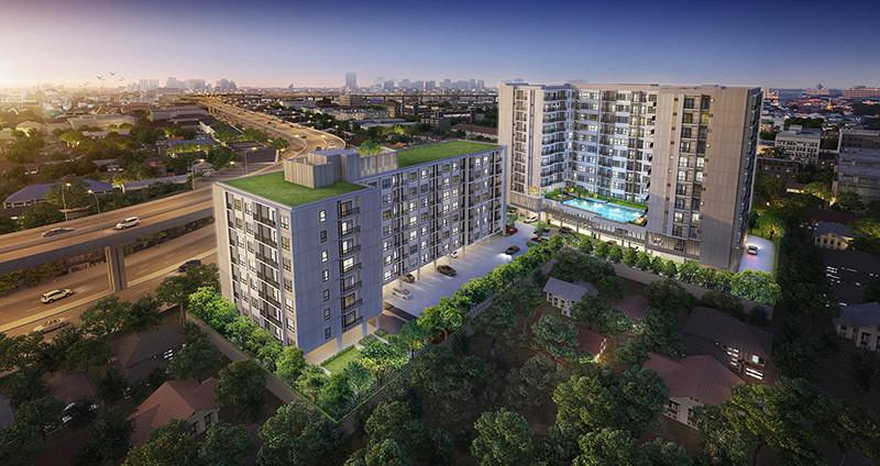 Supalai City Resort Rama 8