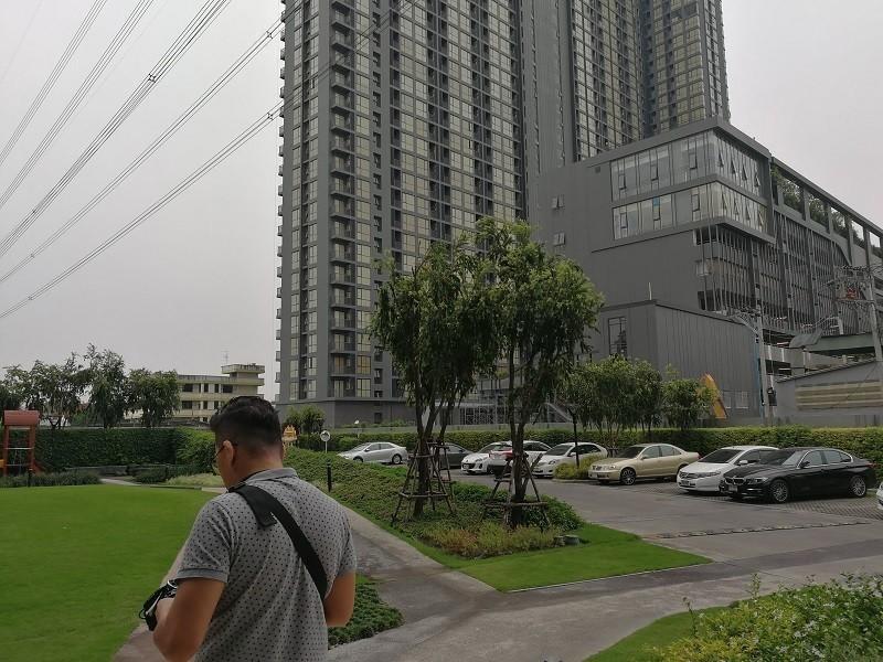 THE LINE Wongsawang