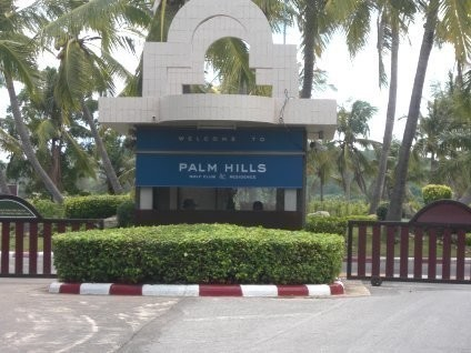 Palm Hills Condominium