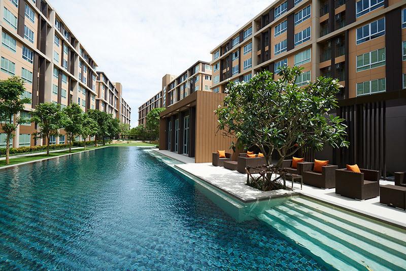 D Condo Campus Resort Chiangmai