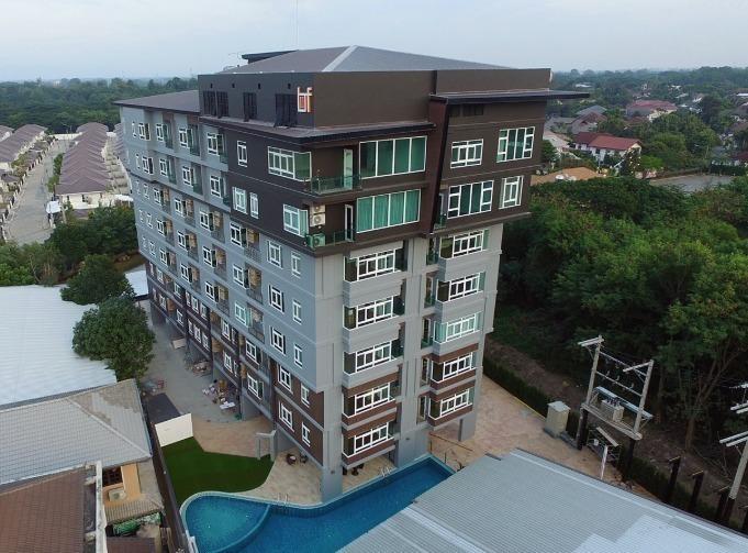 The Grand Benefits Condo 2 - condo in Chiang Mai | Hipflat