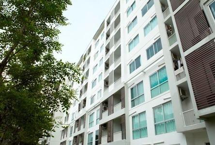 For Rent Condo 25 sqm Near MRT Phraram Kao 9, Bangkok, Thailand