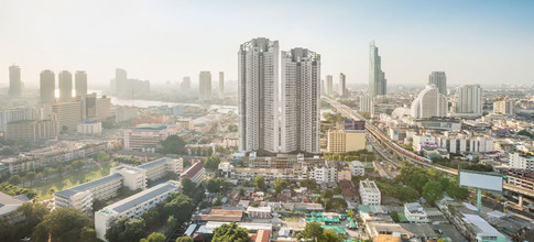Located in the same building - Rhythm Sathorn