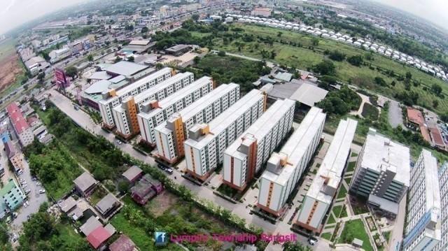 Lumpini Township Rangsit - Klong 1