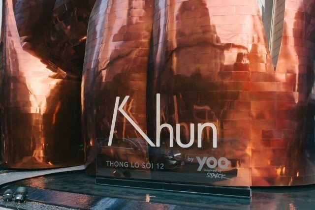 KHUN by YOO inspired by Starck
