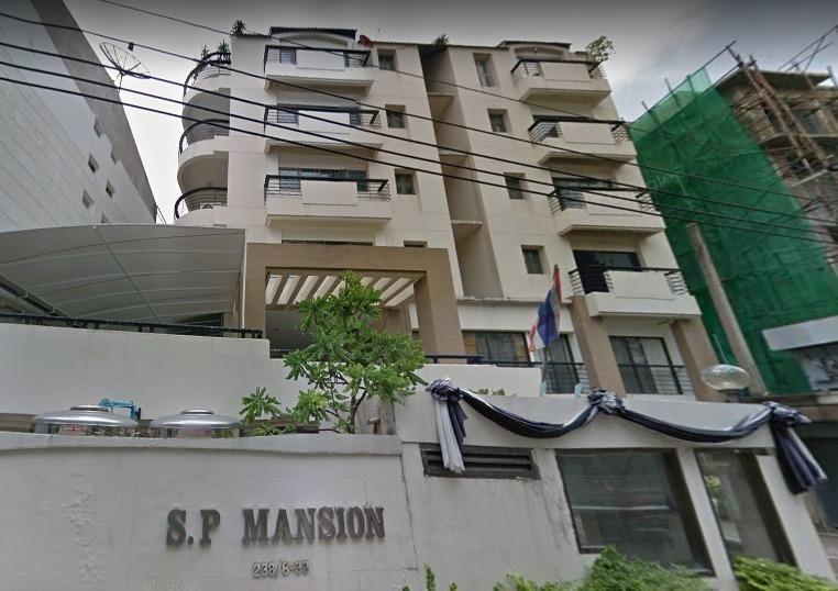 SP Mansion, Thonglor 8