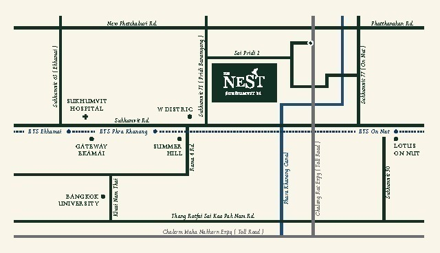 The Nest Sukhumvit 71