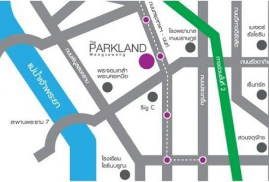 The Parkland Ratchada - Wongsawang