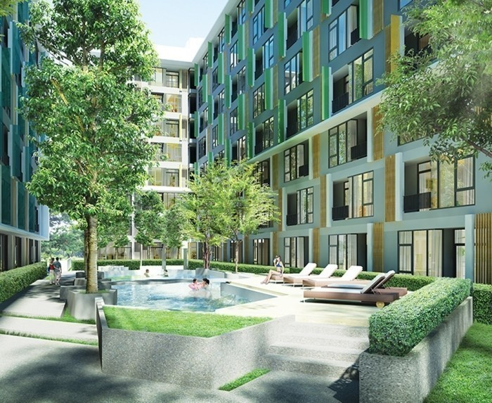 Fresh Condominium