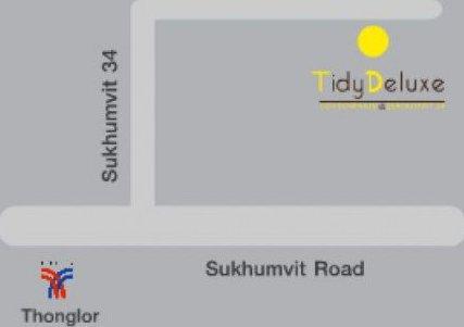 Tidy Deluxe Sukhumvit 34