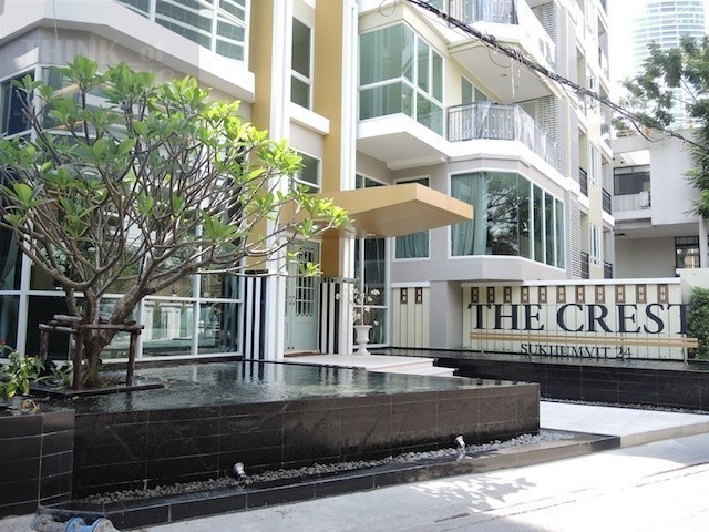 The Crest Sukhumvit 24