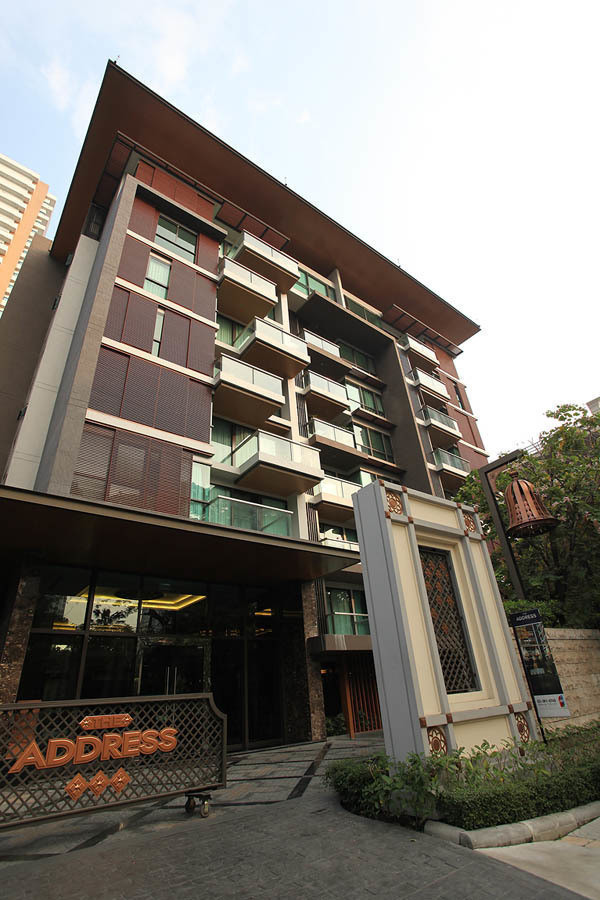 The Address Sukhumvit 61
