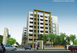 Located in the same area - Lumpini Condo Town Nida - Serithai
