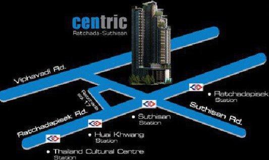 Centric Ratchada - Suthisan
