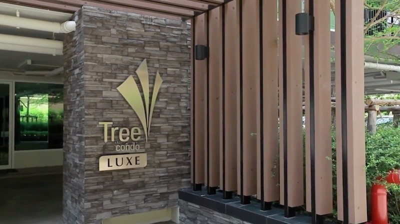 Tree Condo LUXE Sukhumvit 52