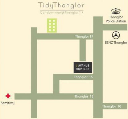 Tidy Thonglor