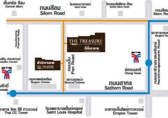 The Treasure Silom