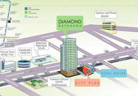 Diamond Ratchada City Plus