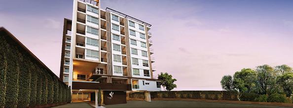 Located in the same building - Tree Condo Sukhumvit 42