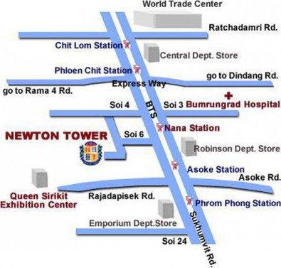 Newton Tower