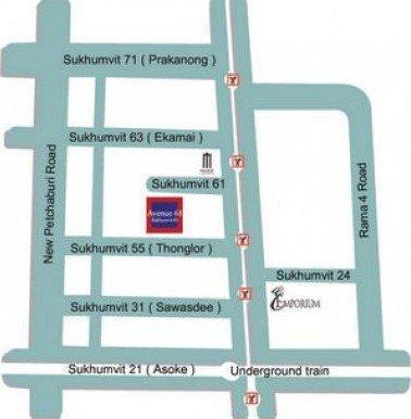 Avenue 61