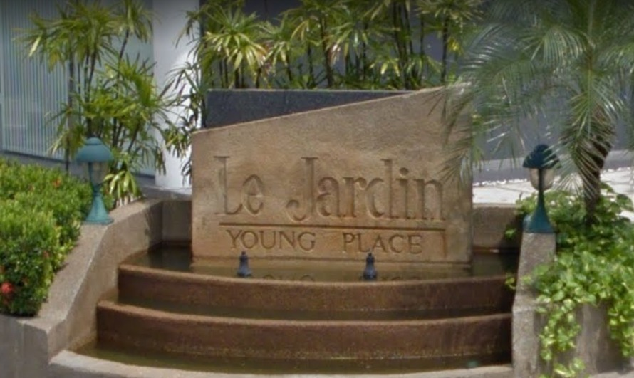 Young Place Grand Le Gardine Paholyothin 37