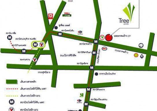 Tree Condo Ladprao 27