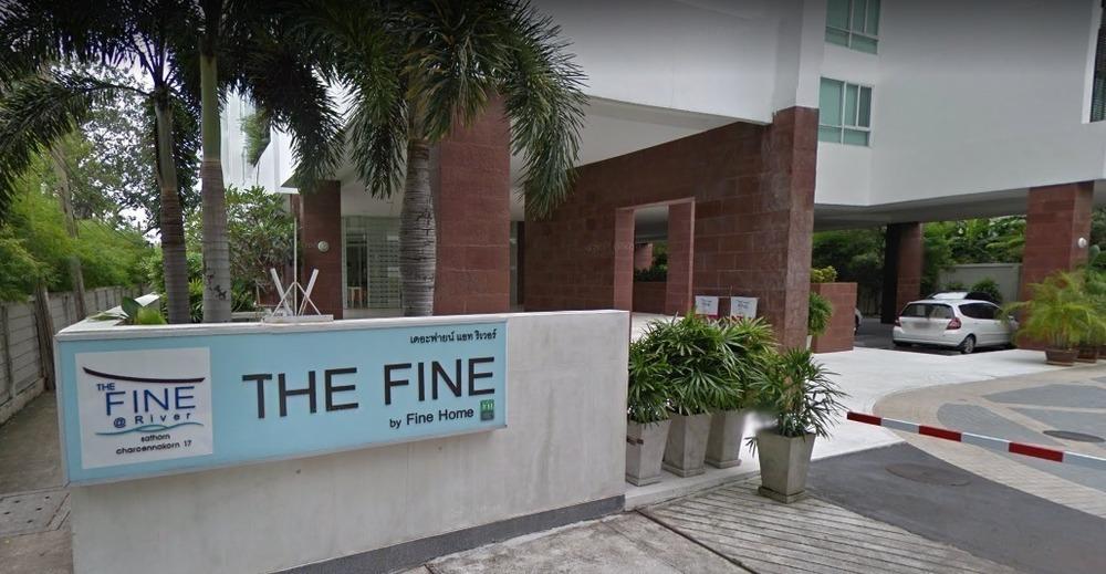 The Fine @ River