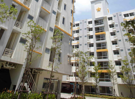 City Home Ratchada-Pinklao