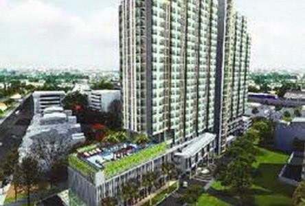 For Sale Condo 35 sqm in Bang Sue, Bangkok, Thailand