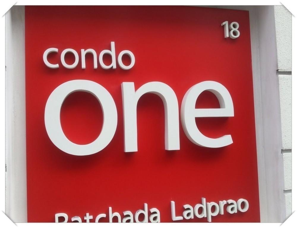 Condo One Ratchada - Ladprao