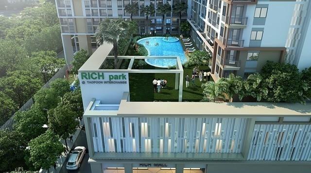 Rich Park 2 @Taopoon Interchange