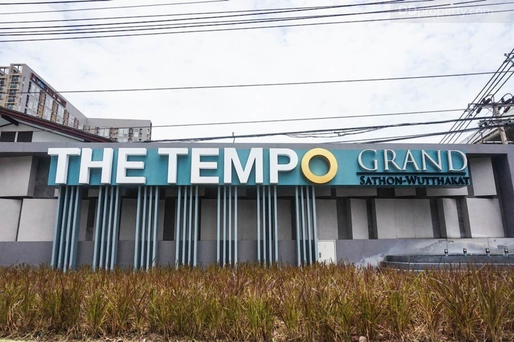 The Tempo Grand Sathorn - Wutthakat