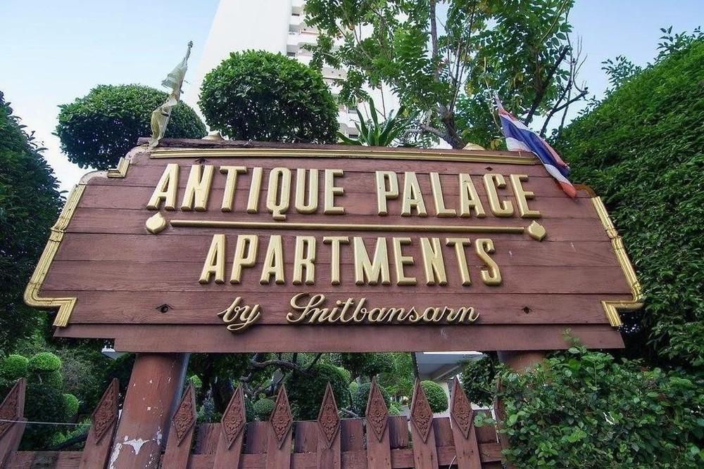 Antique Palace Apartment