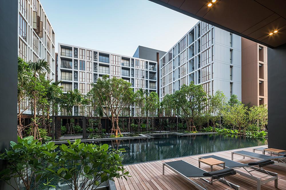 Hasu haus condo in bangkok hipflat for Haus design ideas