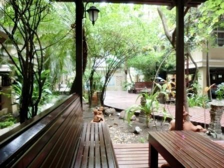 Baan Klang Krung Resort (Ratchada 7)