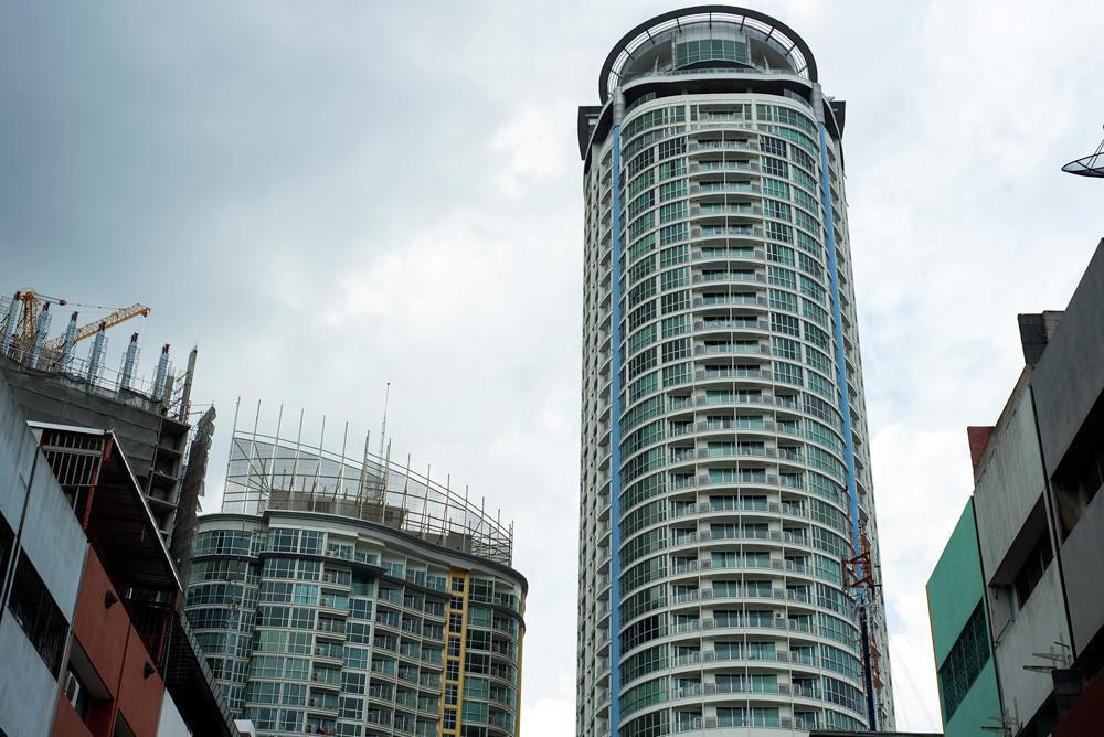 Sky Walk Condominium